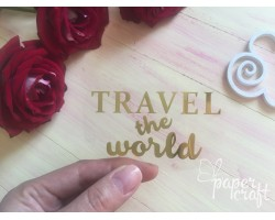 TRAVEL THE WORLD TPZ-039